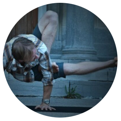 Todd Canning Yoga Instructor Comox Valley